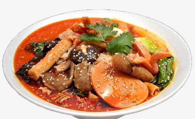 火锅、冒菜、麻辣烫和串串的区别