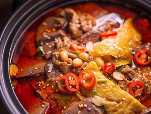 火锅冒菜的做法是什么