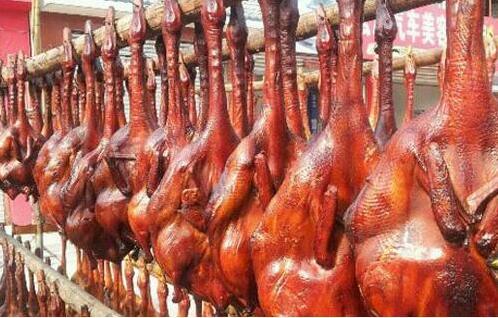 四川特产九尺板鸭是什么