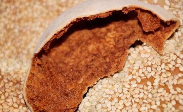四川特产-长赤麻饼