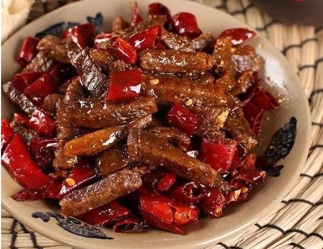 秘制四川特产冷吃牛肉的做法