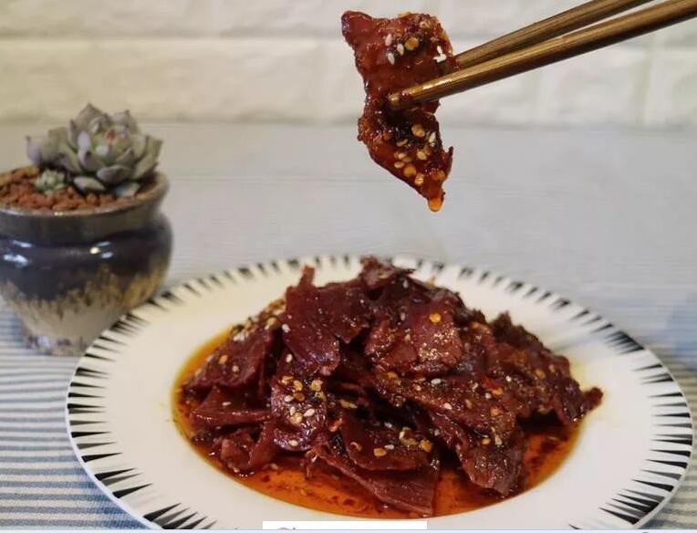 四川特产火边子肉