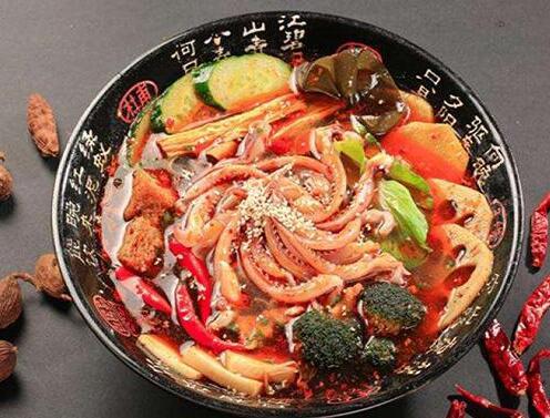 安逸生活和四川拥有众多美食有分不开的关系