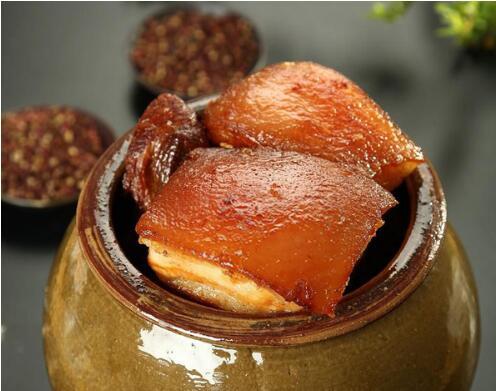 川味特产坛子肉的做法