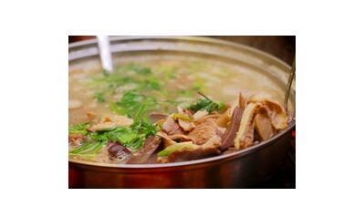四川冬至吃羊肉汤